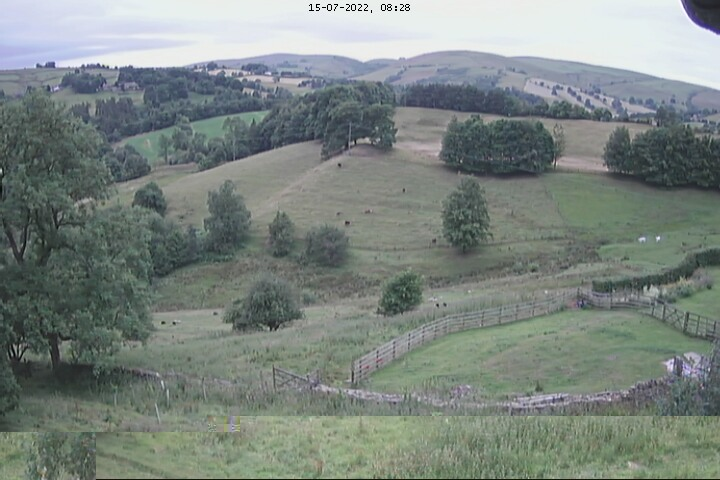 Peak District Webcams - Whaley Bridge Webcam
